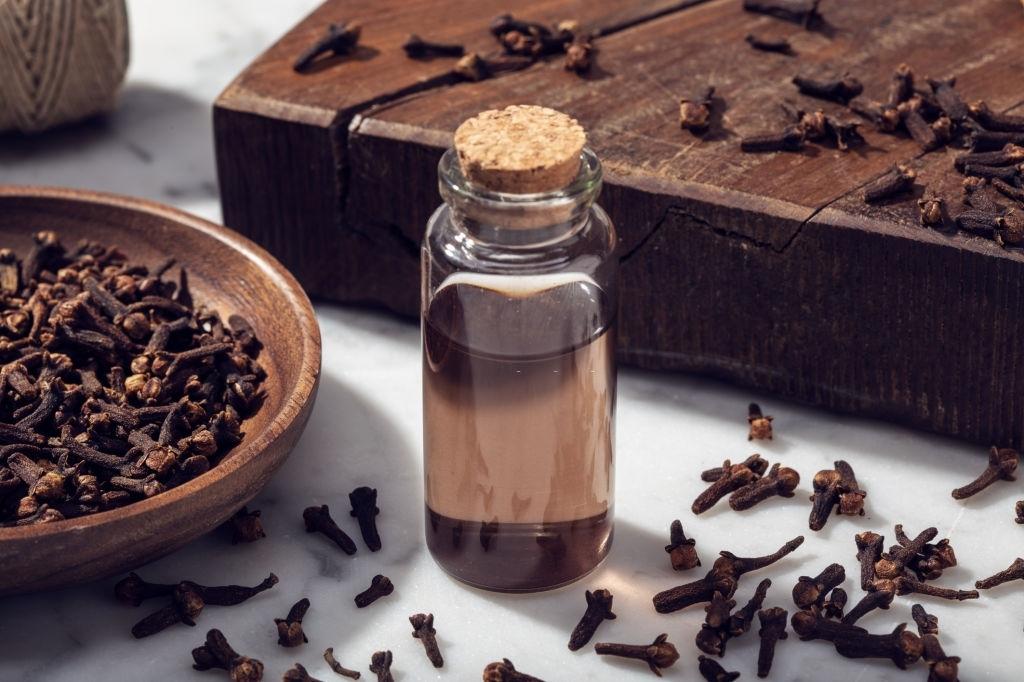 Clove essential oil-organic Clove