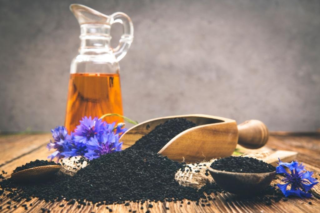Black seed oil-