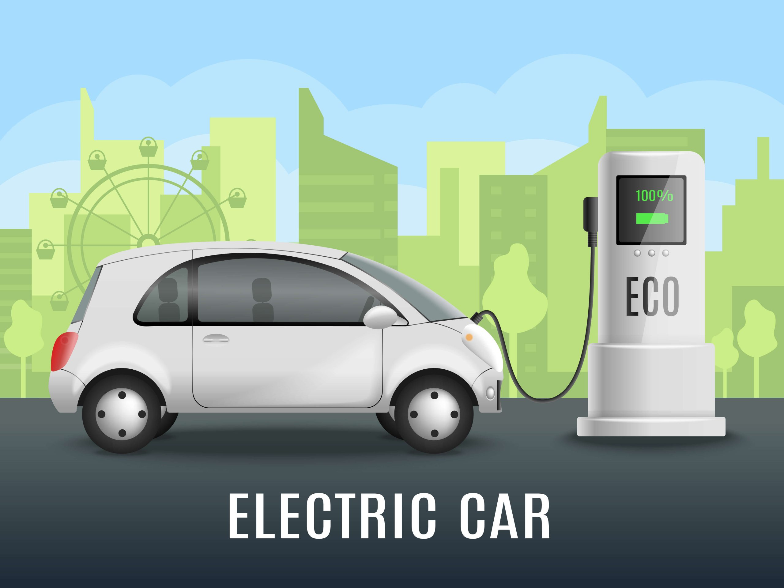 Electric Car- www.herbalvoice.lk