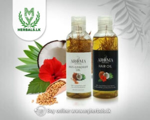 Hair Growth Oil-www.herbalvoice.lk