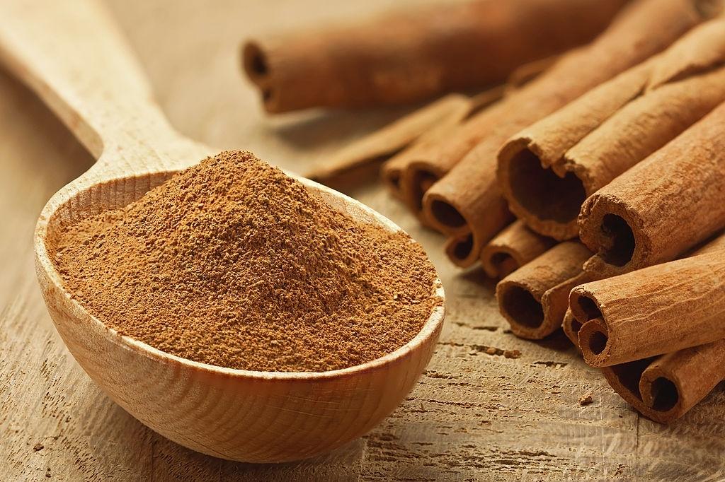 Ceylon Cinnamon Powder-www.herbalvoice.lk