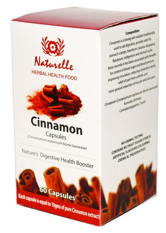 Ceylon Cinnamon Capsules