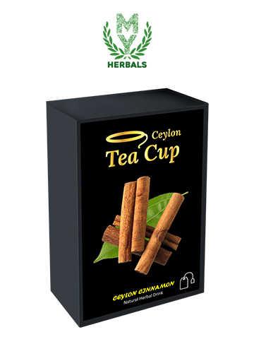 Ceylon Cinnamon Tea-www.herbalvoice.lk