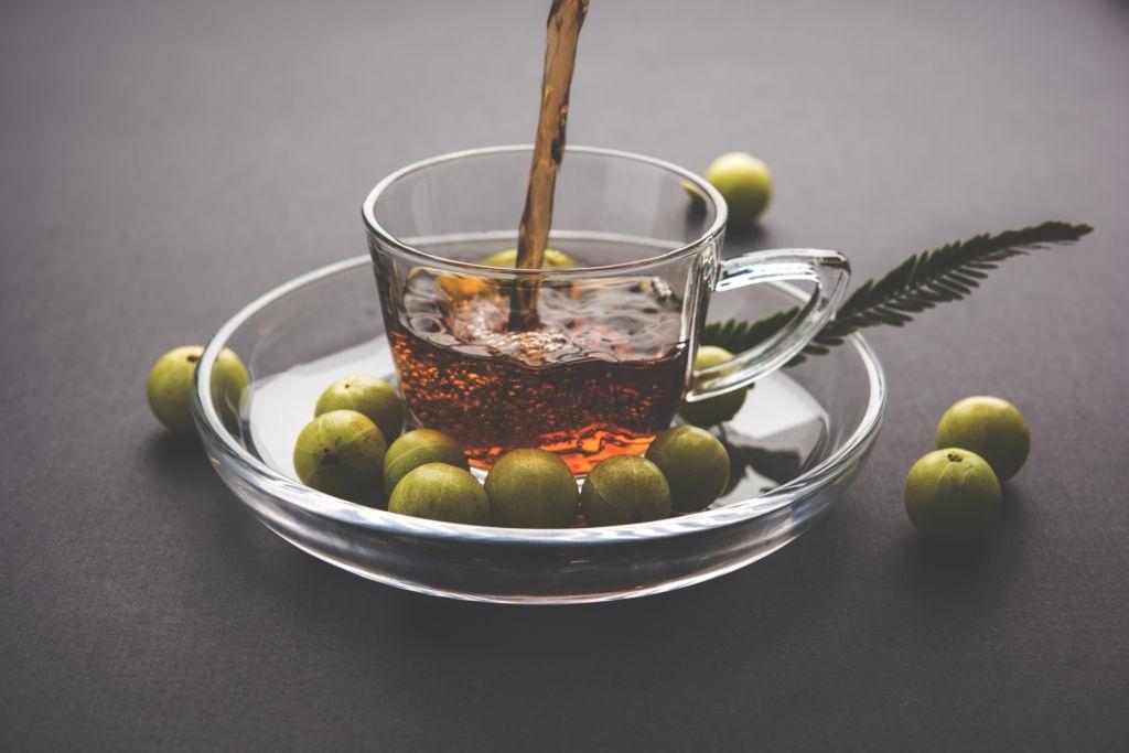 නෙල්ලි-Amla Tea-www.herbalvoice.lk